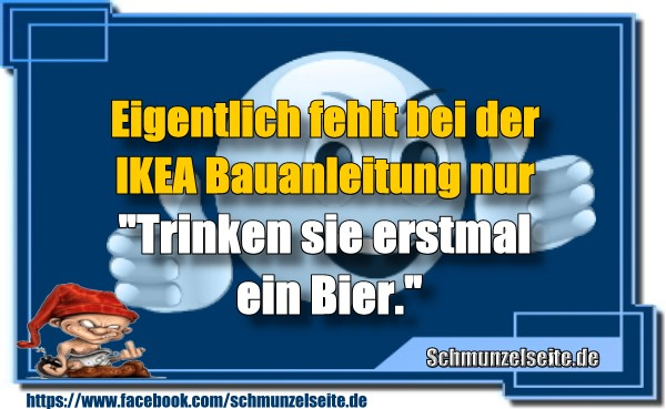 IKEA Bauanleitung