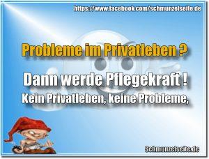Kein Privatleben