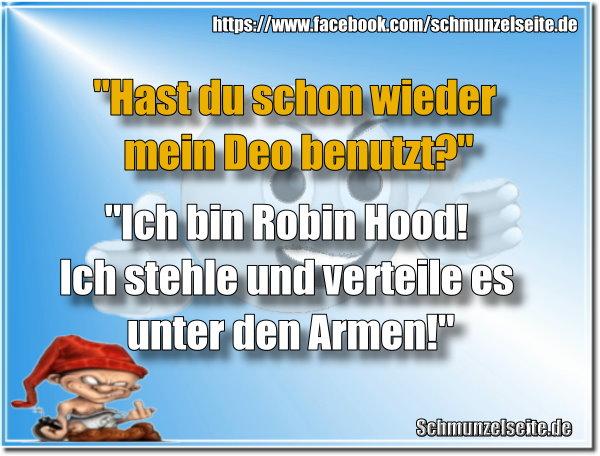 Ich bin Robin Hood
