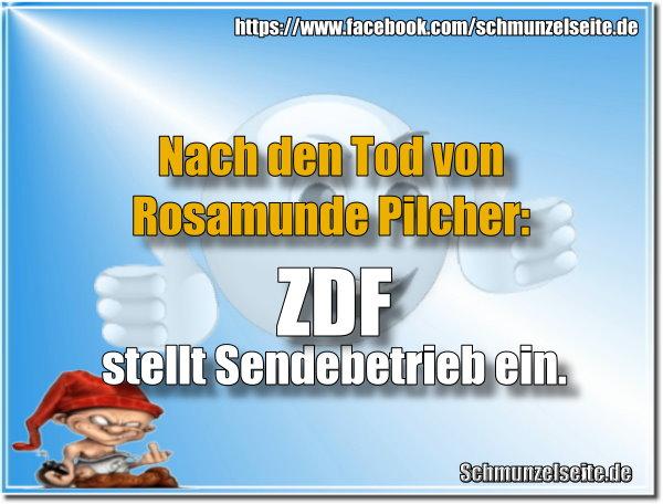 ZDF ist tot