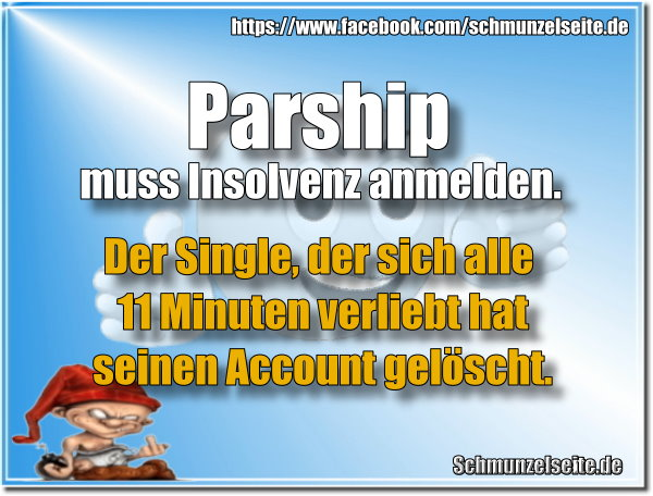 Parship Insolvenz