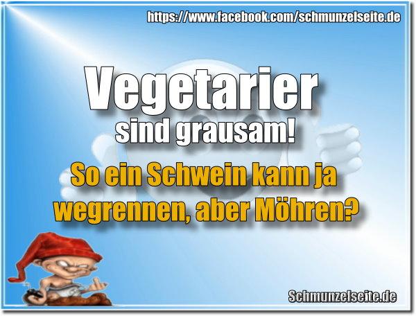 Grausame Vegetarier