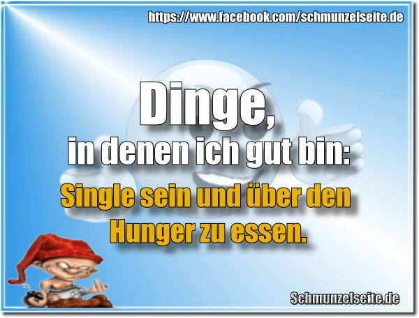 Single und Hunger