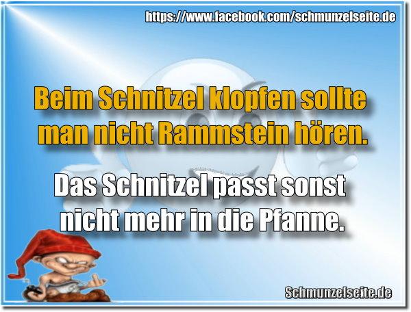 Rammstein Schnitzel