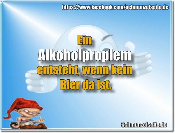 Alkoholprobleme