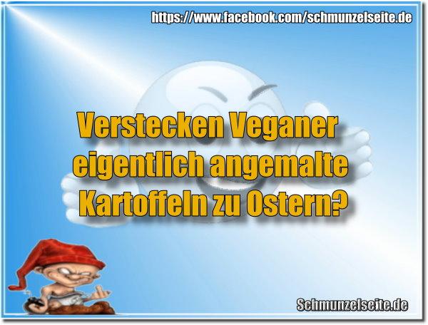 Veganer Ostern