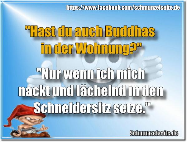 Buddhas im Heim