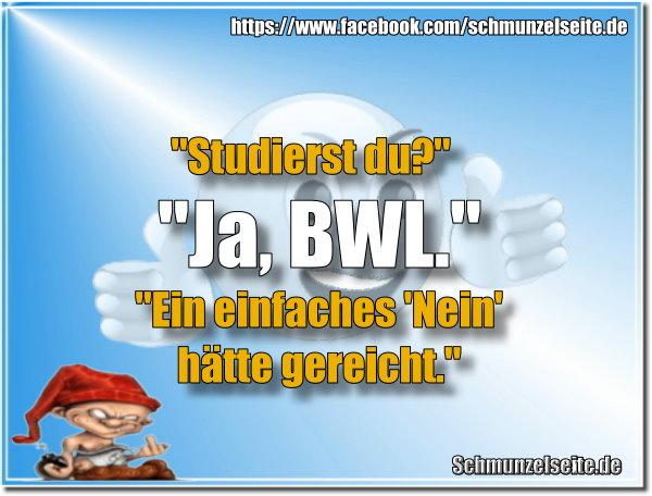 BWL studieren