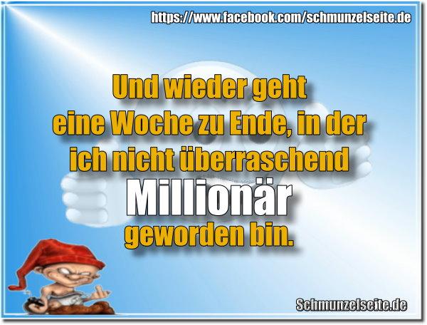 Millionär werden