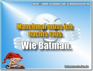 Wie Batman