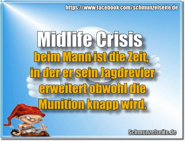 Midlife Crisis beim Mann