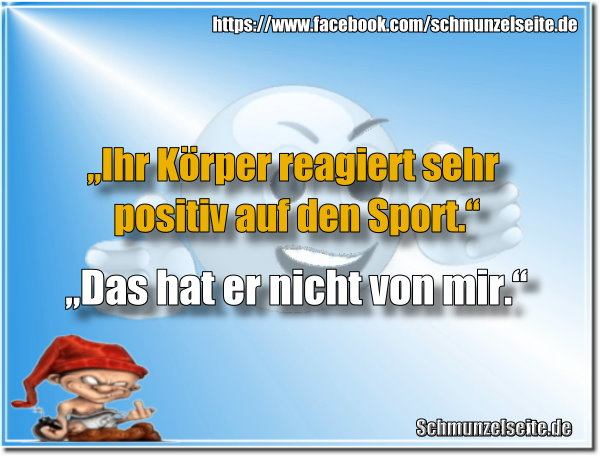Positiver Sport