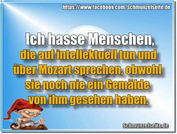 Über Mozart sprechen