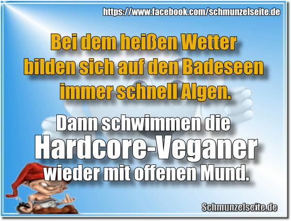 Hardcore-Veganer