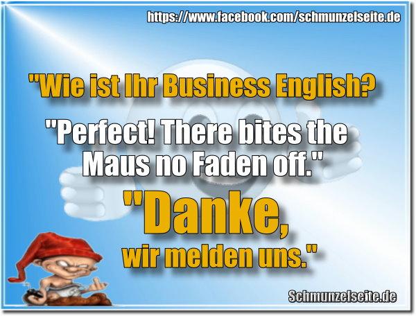 Gutes English