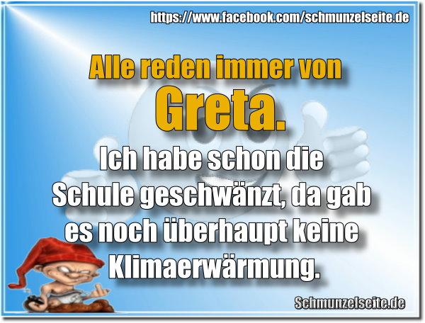 Greta und Schule