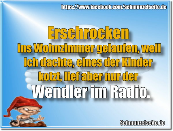 Wendler im Radio