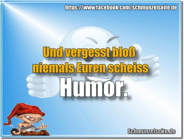 Scheiss Humor