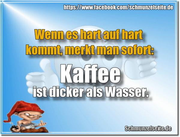 Dicker Kaffee