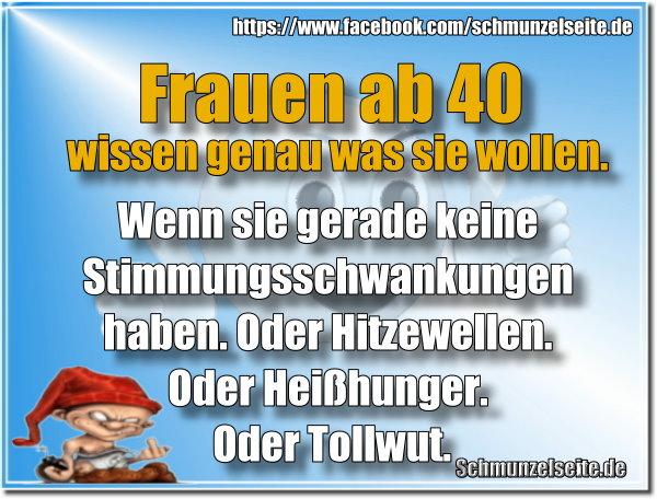 Frauen ab 40