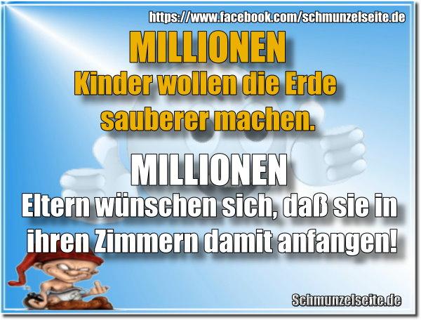 MILLIONEN Kinder