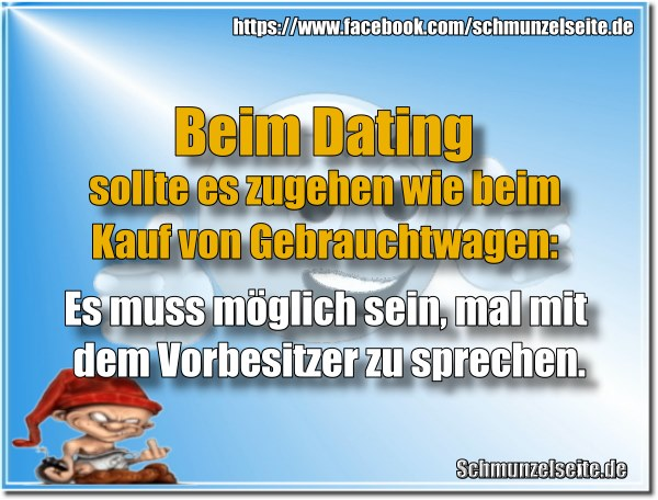 Beim Dating
