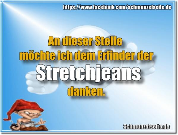 Erfinder der Stretchjeans