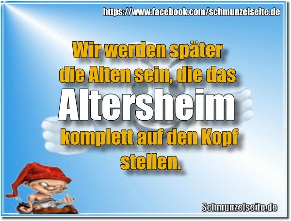 Im Altersheim