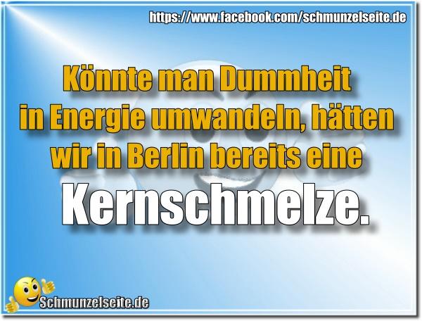 Kernschmelze in Berlin