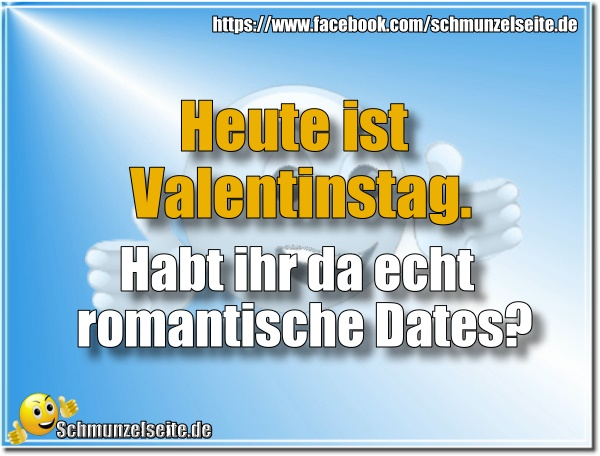 Romantische Dates