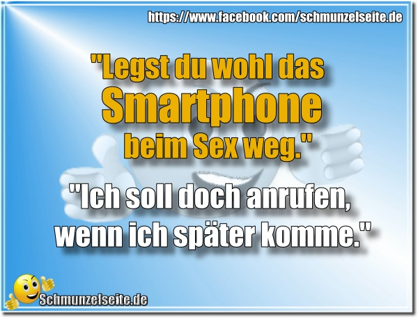 Smartphone und Sex