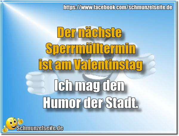 Termin Valentinstag