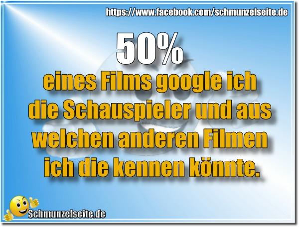 Filme und Schauspieler