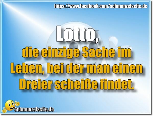 Dreier im Lotto