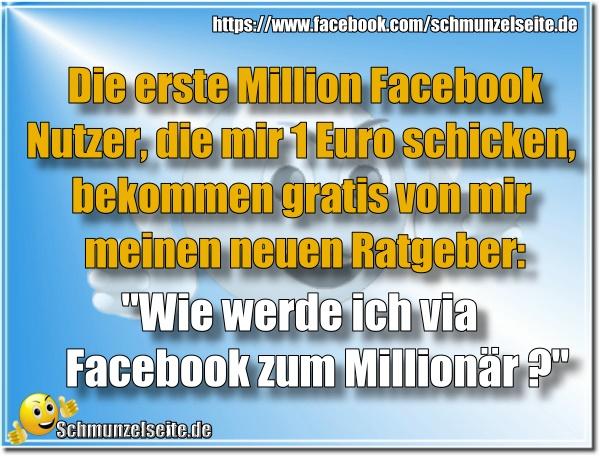 Facebook Millionär